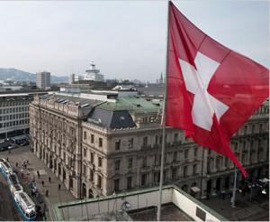 Compte et banque en Suisse