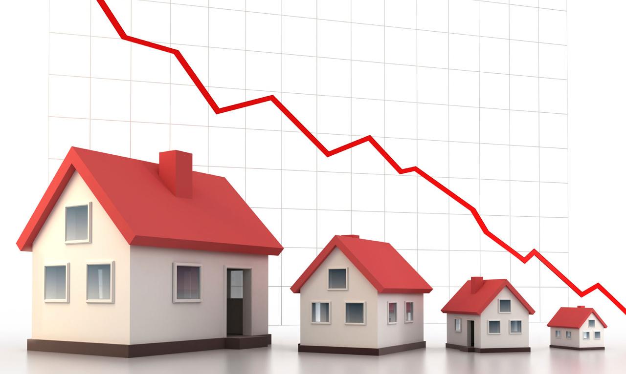Baisse de l 39 immobilier quel moment acheter for Credit immobilier pour garage