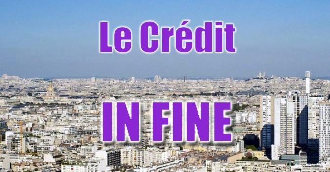Crédit in fine, un crédit à terme