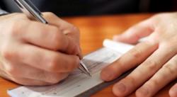 Que faire face aux chèques sans provision ?
