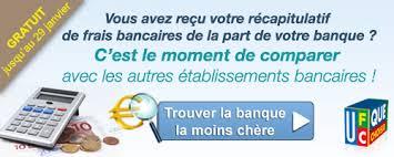 Système de comparaison des tarifs et services des banques