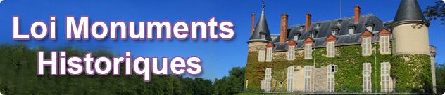 Défiscalisation locative, la loi monuments historiques