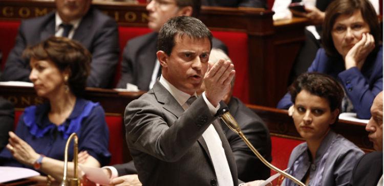 Impôts : Valls confirme une baisse pour les PME