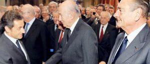Le coût d'un président Français retraité