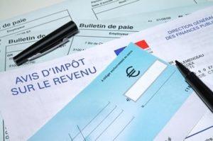 Impôts sur les revenus la baisse pour qui