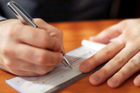 Perte ou vol de chèque, de chéquier que faire?