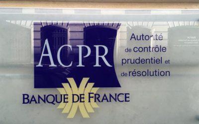 Assurance emprunteur : les recommandations de l'ACPR