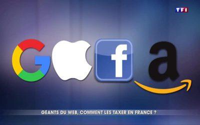 Fiscalité des géants du web, le gouvernement français ne reculera pas